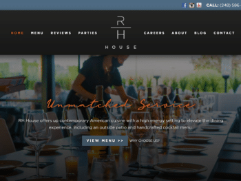 RH House Launches Website
